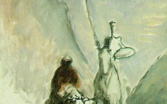 Daumier's Don Quixote and the Dead Mule (1868)