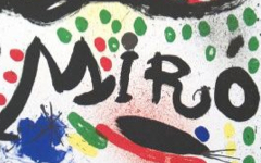 Miró's Name in Miró's Art (1937-69)