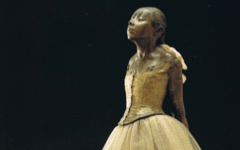 Degas' Little Dancer Aged Fourteen (1879-81)