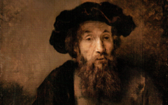 Rembrandt's A Bearded Man in a Cap (1657)