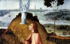 Bosch's St. John on Patmos (1504-5)