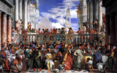 Veronese's The Marriage at Cana (1563)