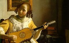 Vermeer's Musical Metaphors
