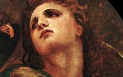 Titian's St. John the Evangelist (c.1540-50)