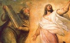 Titian's Transfiguration (1560-65)