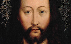 Van Eyck's Holy Face (1438)