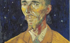 Van Gogh's Portrait of Eugene Bloch (1888)