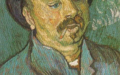 Van Gogh's The One-Eyed Man