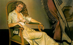 Balthus' The White Skirt (1937)