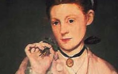 Manet's Young Lady of 1866 (1866)