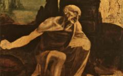 Leonardo's St. Jerome (c.1488-90)
