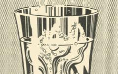 Lichtenstein's Alka-Seltzer (1966)