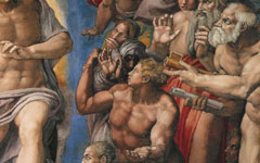 Michelangelo's Art Through Michelangelo's Eyes