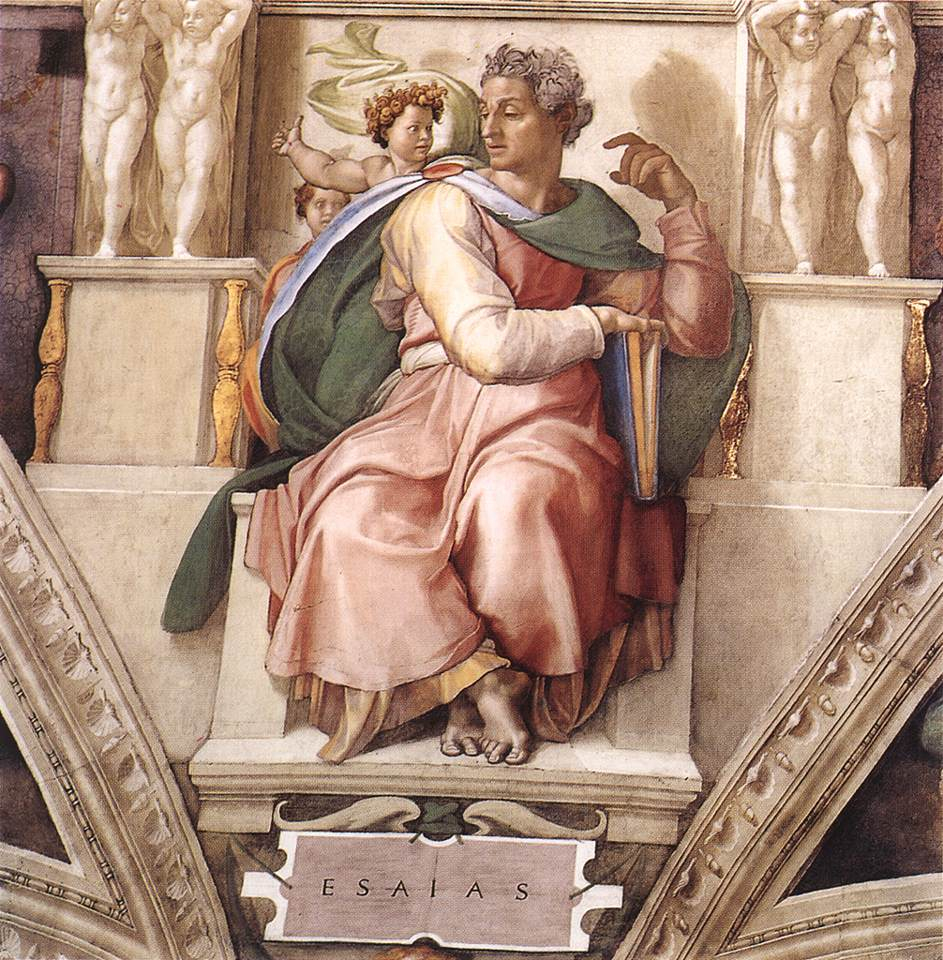 sistine chapel ceiling essay The sistine chapel, well known for the quattrocento frescoes of its walls, world-  famous for michelangelo's murals on the ceiling and the judgement wall,   criticism of renaissance architecture, i venture to contribute a short essay, trying  to.