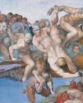 Michelangelo Last Judgment – Image Gallery